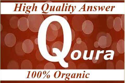 Offer 12 qualitiful Qoura Answers for guaranteed targeted traffic in your website
