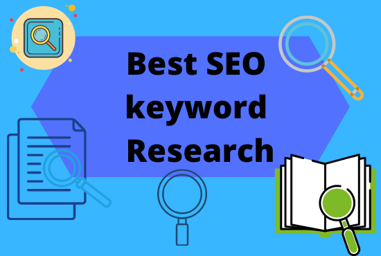 I will do the best keyword research for your website