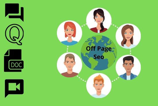 I will do off page SEO service to rank your website