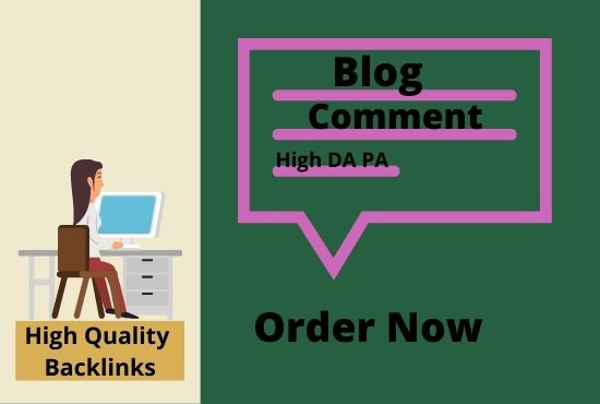 I will provide 150 dofollow blog comment
