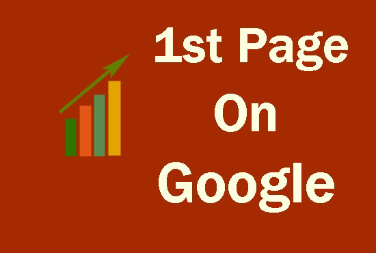 I will promote your website first page on google