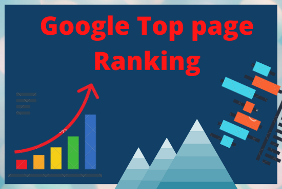 I offer guaranteed google first page ranking service with white hat SEO