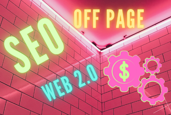 I will provide off page SEO for your website with permanent backlinks