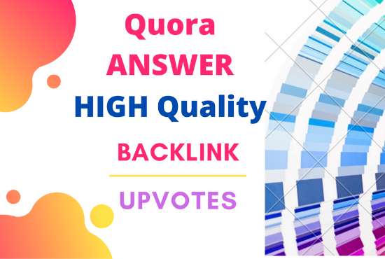 Promote your website by Keyword Related 10 HQ Quora answer.