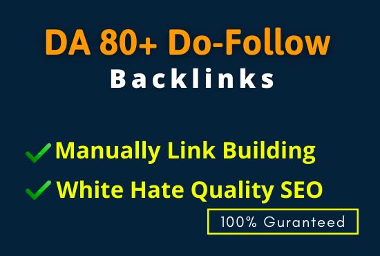 I will create 20 do-follow no-follow mix powerfull backlinks off page seo