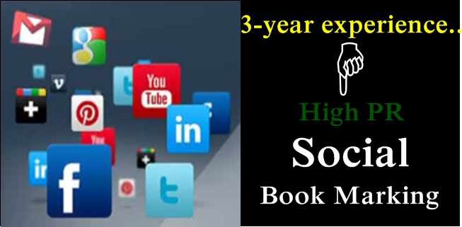 20+ Social Bookmarking Back-link Your Website