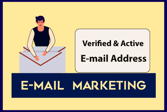 Promote your website or business with 1000 active mail address