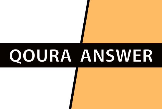 Promote your website by Keyword Related 5 HQ quora Answer with backlink