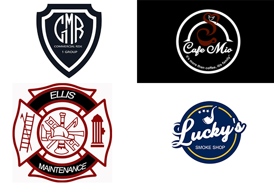 Logo Design,  Business Logo Design,  Emblems logo