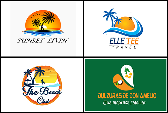 Logo Design,  Logotypes,  Monogram,  Combination Mark