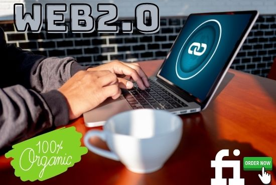 Manual Super 50 web 2.0 permanent do follow back links with high DA PR