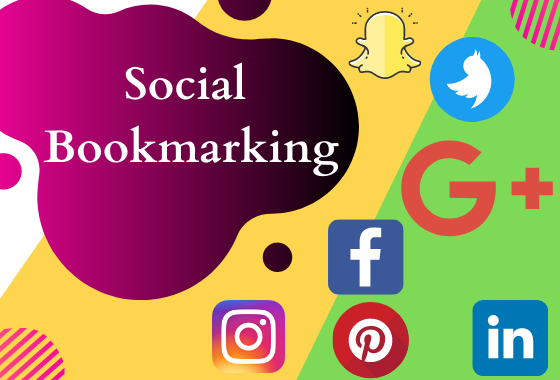 Manually bookmark your site to High PR 40+ social bookmarking sites only