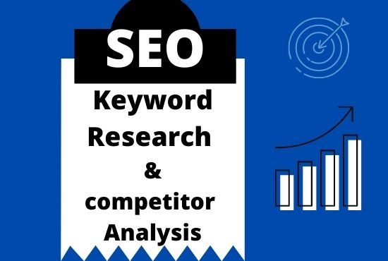I will do niche relevant Keyword Research & Competitor Analysis