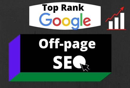 I will do Off-page SEO package for with create back-link for your website
