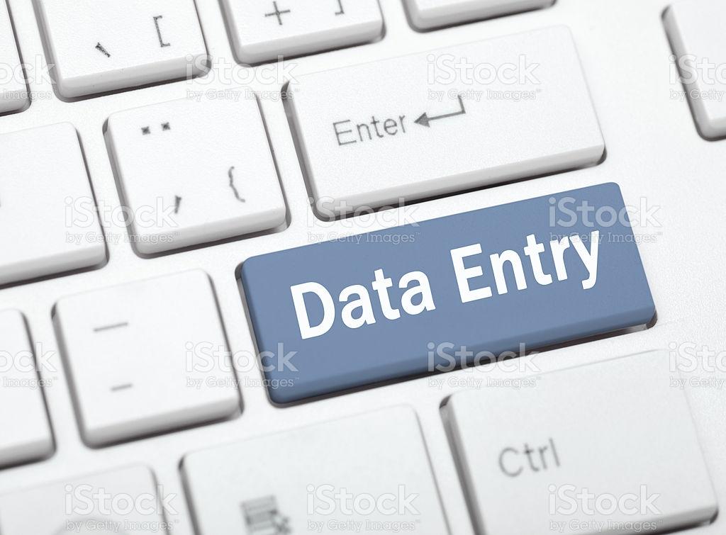 I will do data entry, Social Marketing,  seo.