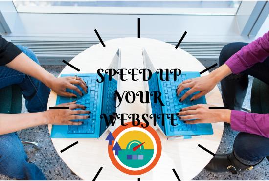 I will optimize your wordpress website speed optimization