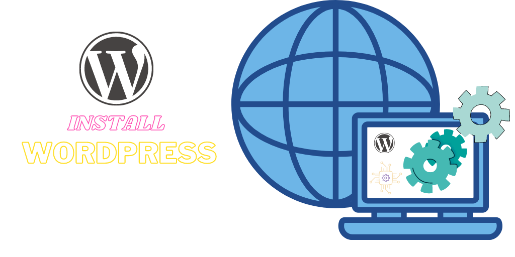I will install WordPress,  setup theme,  do customization