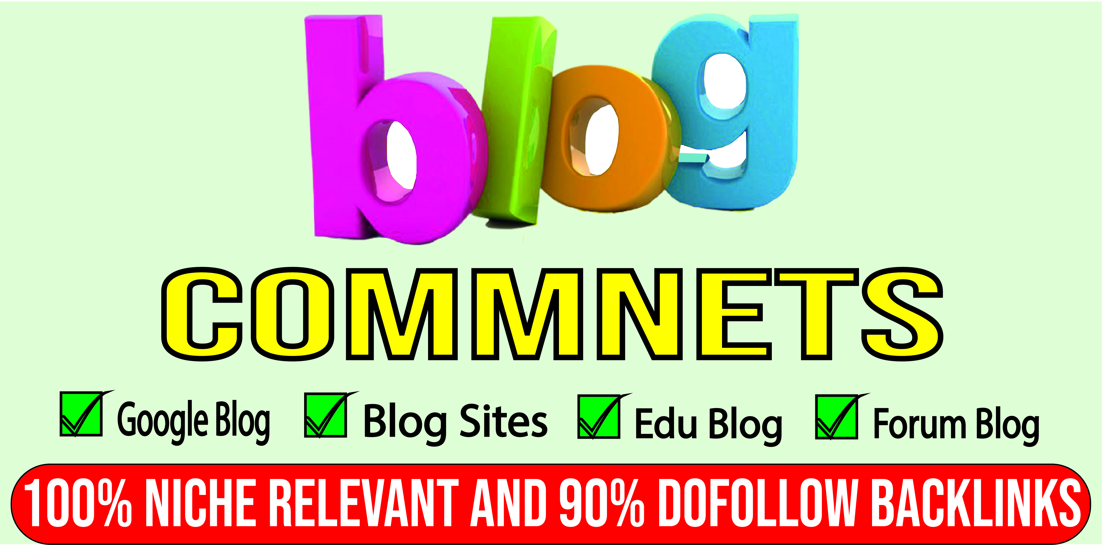 Skyrocket Your Websites Authority With 40 High PA/DA TF/CF Blog Comments
