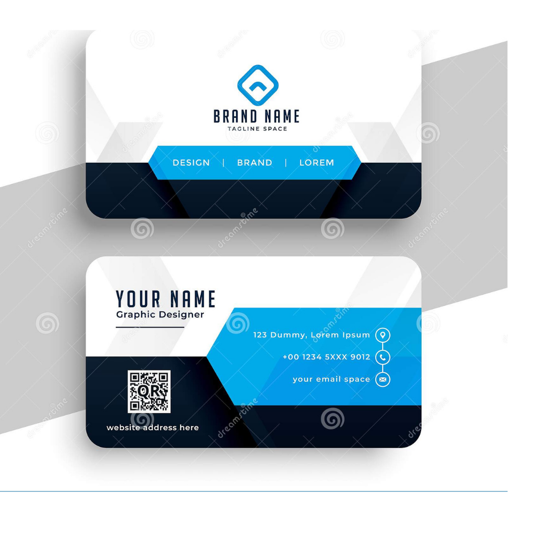 I will design awesome professional minimalist and luxury business card