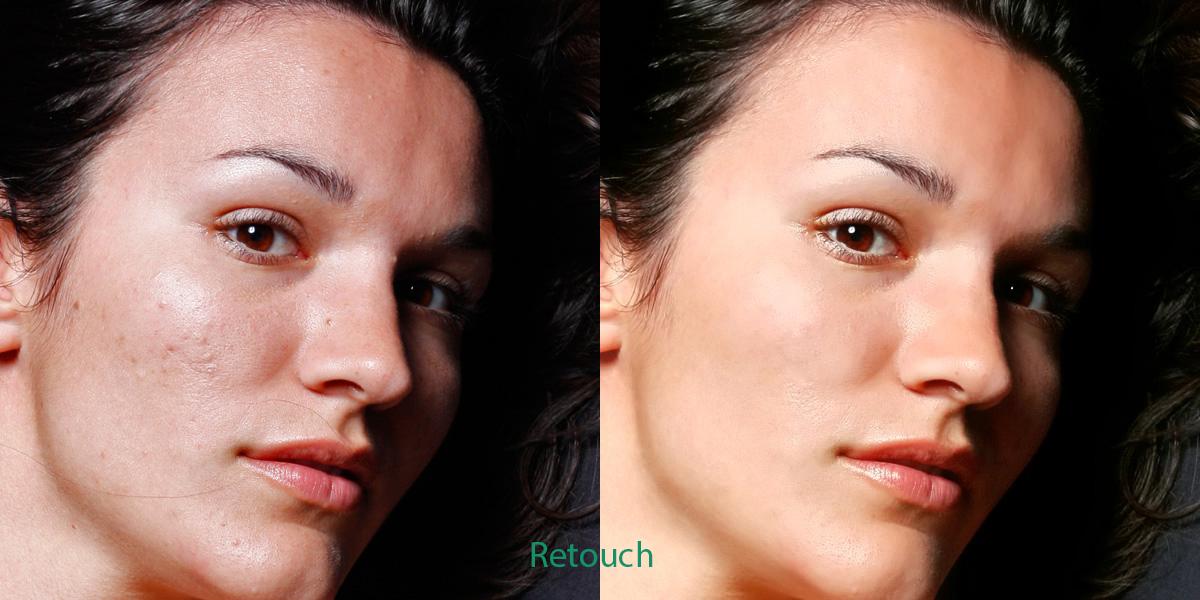 I will do photoshop editing and photo Retouching 5 Photos
