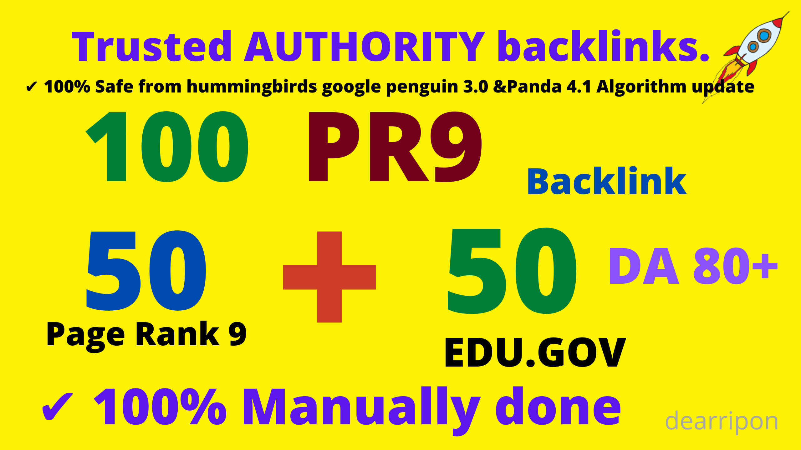 3 buy 2 free-CREATE WEB2.O DA80+100 Backlinks 50 PR9+50 EDU High Quality SEO Permanent Links