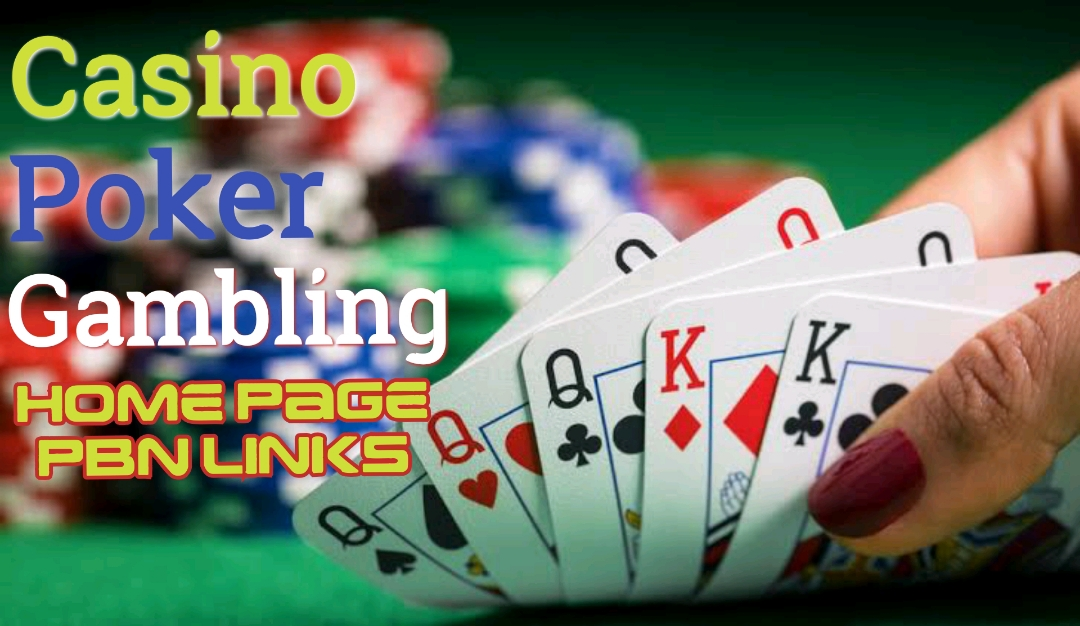 Get 100 permanent PBN backlinks Casino,  Gambling,  Poker,  Judi Related High DA websites