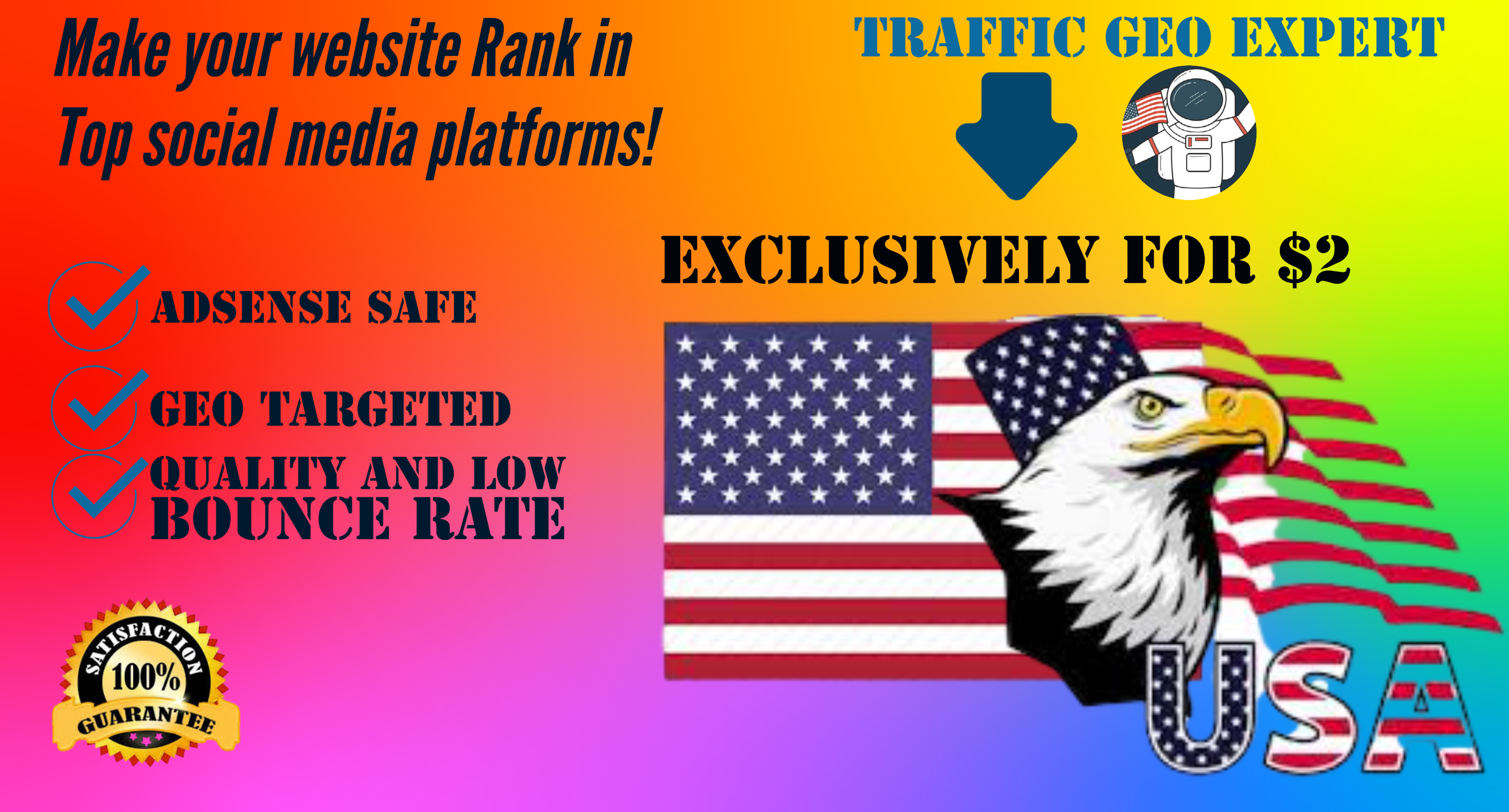 I will Send 5000 Super quality Targed worldwide visitors for your websites and blogs.
