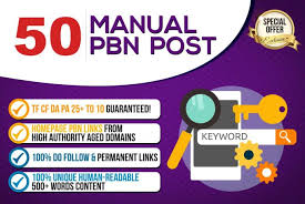 Create 100 permanent homepage pbn backlinks