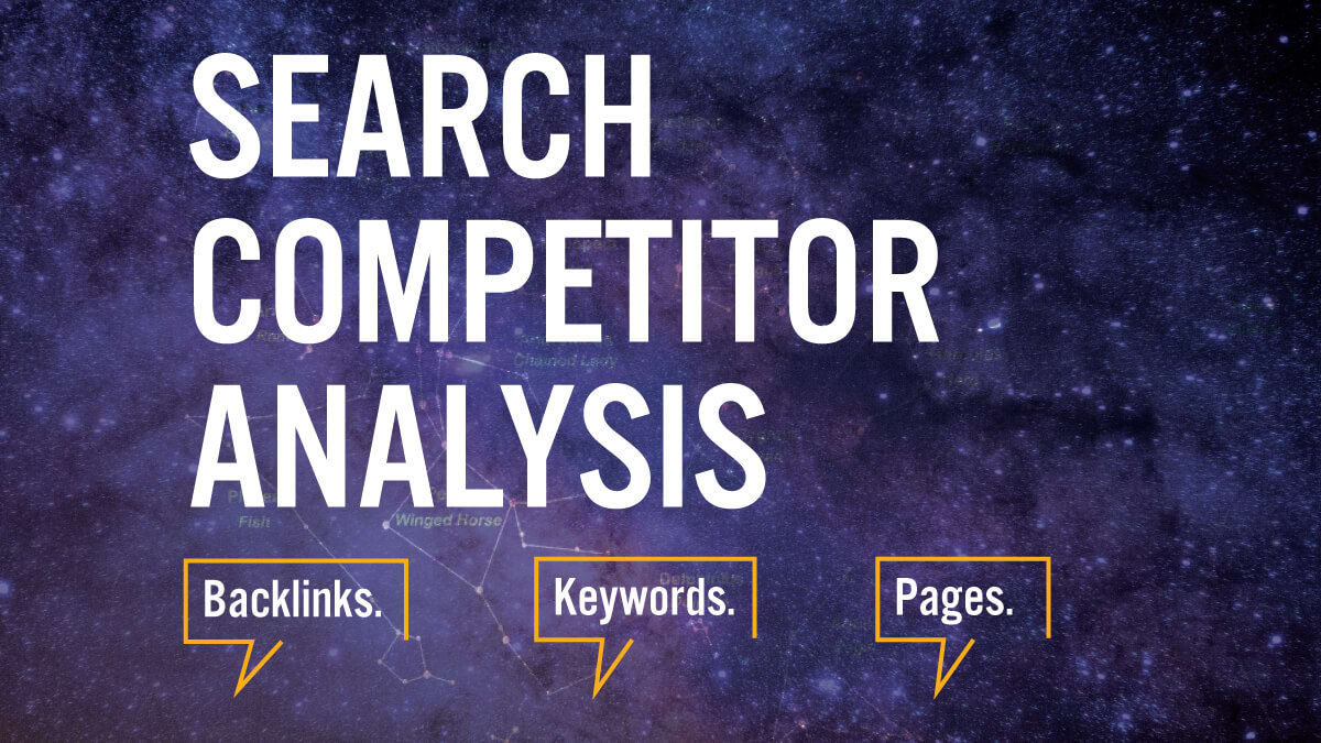 I will do competitors backlink analysis and their ranking secrets