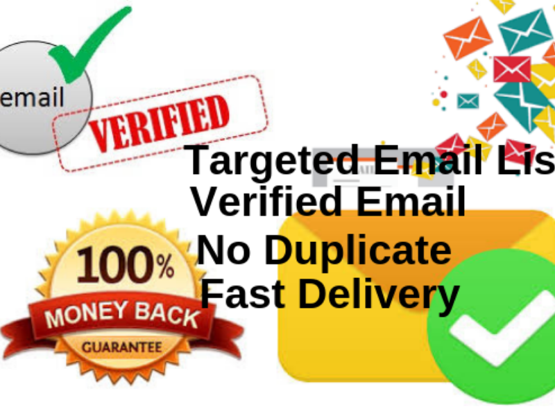 I will find the verified business email address for your business