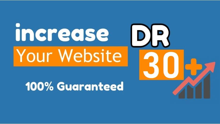Increase Domain Rating DR 30 Pulse Granted