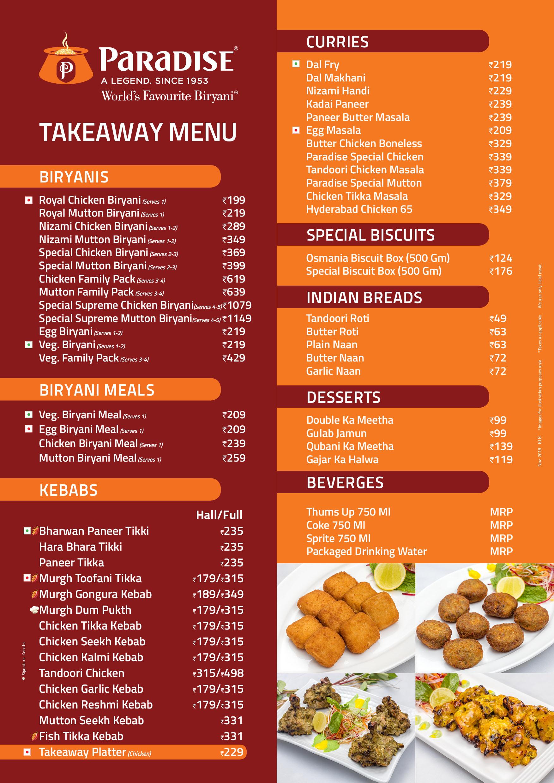 I will design restaurant food menu,  flyer,  poster for you