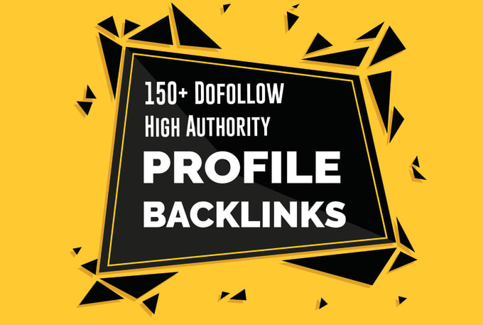 I will create 150 forum profile dofollow backlinks on high da sites