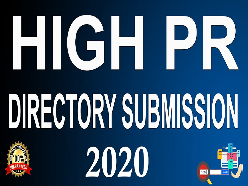 I will Create 50 Directory Submission Manually on High PR Sites