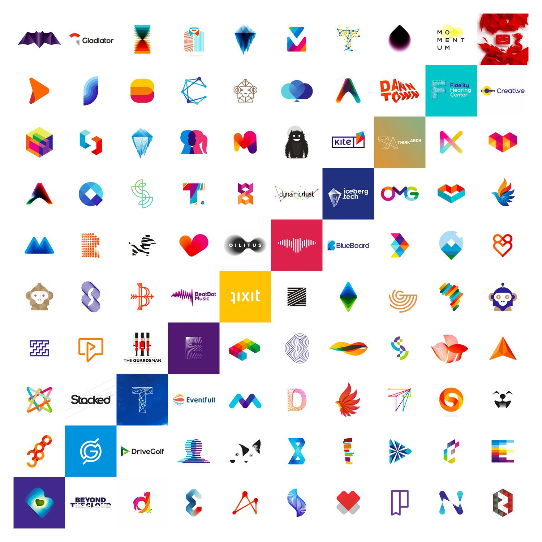 Logo Design unique business and personal logos