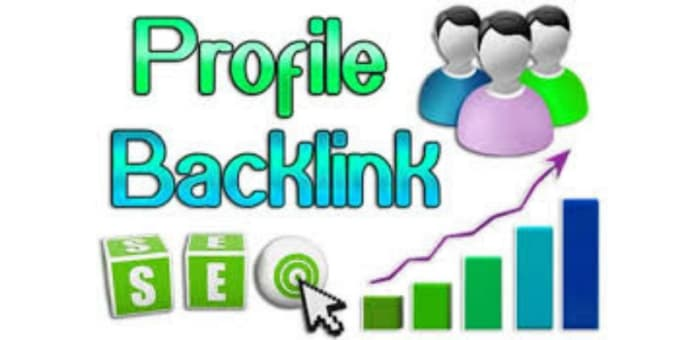 I will create high da and pa 50 to 90,  50 profile backlinks