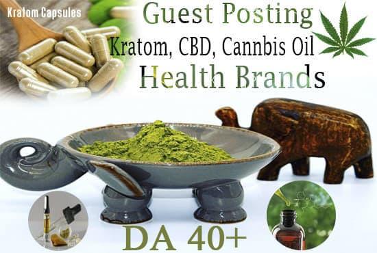 I will write and publish 10 health aritcles on high DA Sites