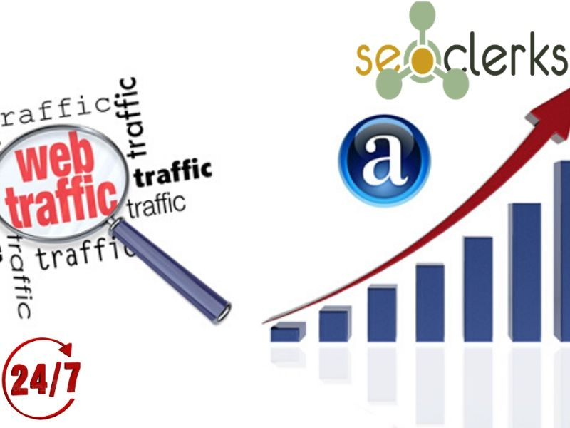 I will do Real visitors Traffic to website.