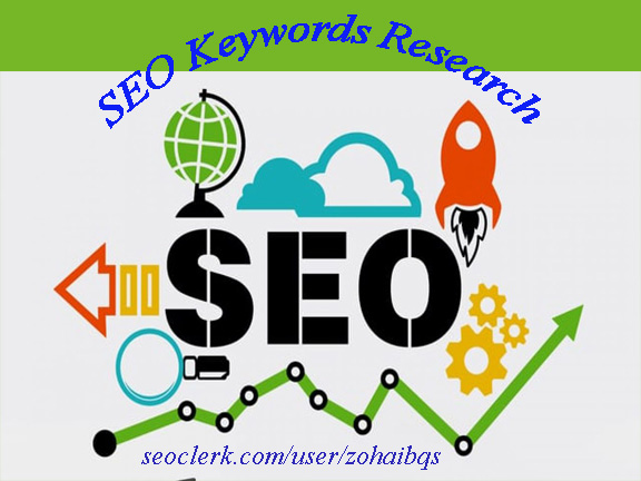 I will do best SEO keyword research for your niche,  business