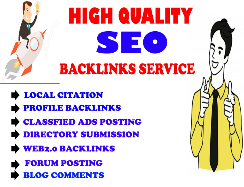 I will Provide Manually 500+ High Quality SEO Backlinks for your Website for any country