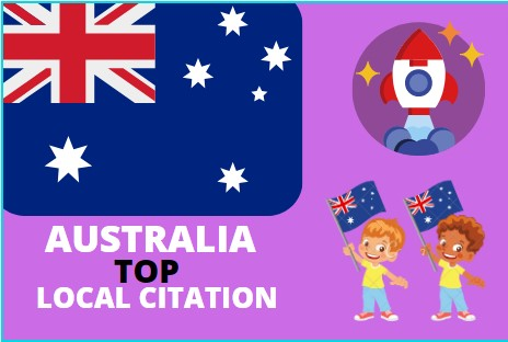 I will do Top 30 Live Australia local citations or Local seo