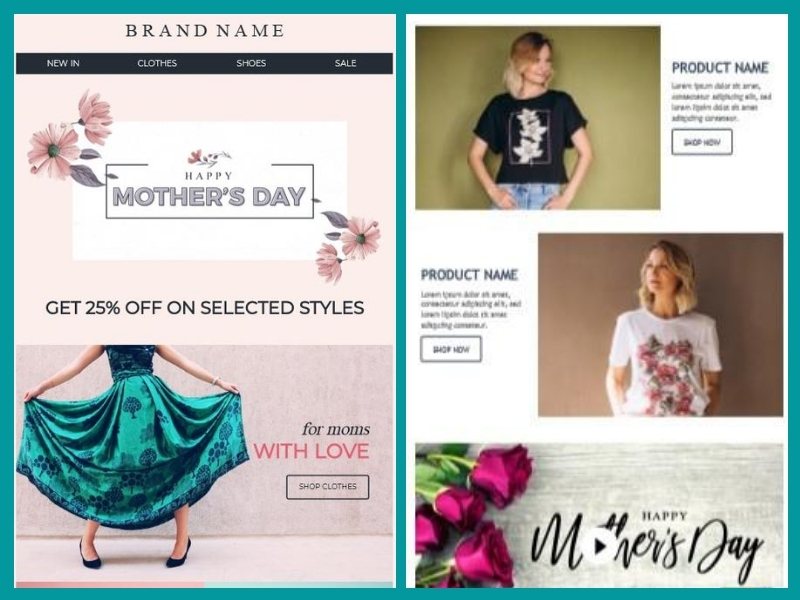 I will design a creative HTML email template or newsletter