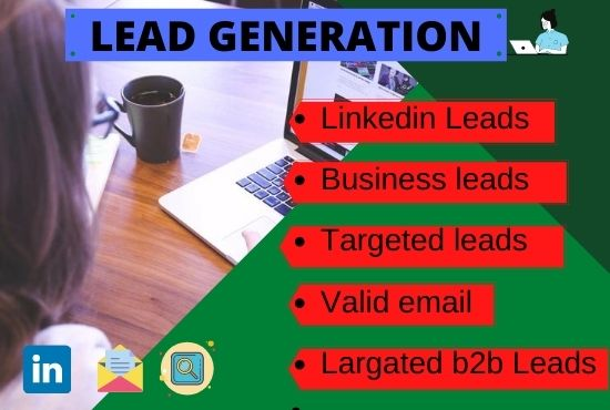 do b2b lead generation and targeted linkedin leads