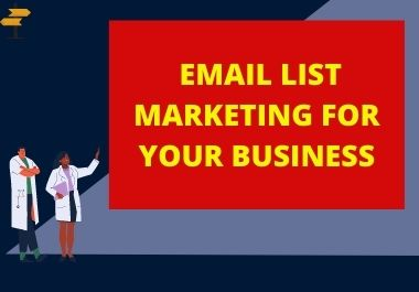 Collect 5k usa email list marketing for your business