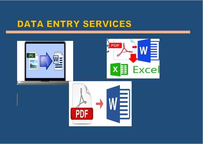 I can complete your data entry work within the stipulated time