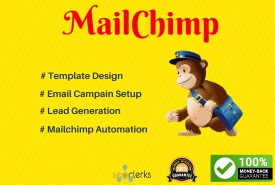 I will do Email Marketing Manager on Mailchimp