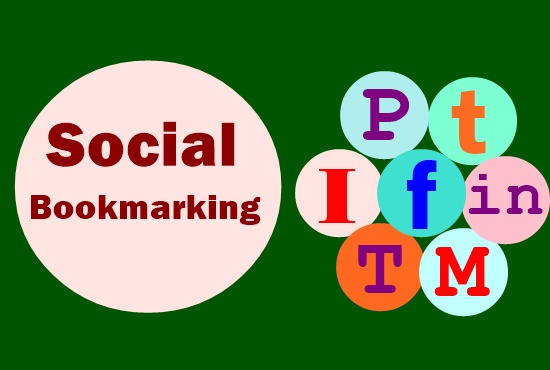 I will provide manually 30 social bookmarking for your website