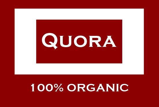 Provide Niche Relevant 8 Quora Answer For Focused Site Visitors