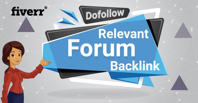 I will provide 100 forum and profile dofollow backlinks