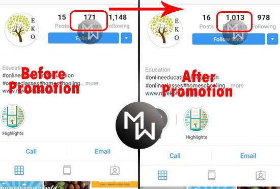 I will do Organic Instagram Marketing & get you Real Engaging Audiance